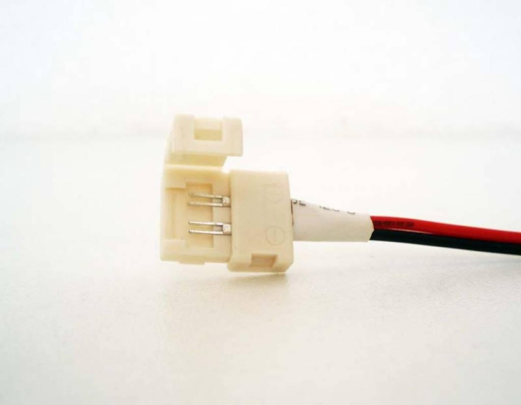 15 cm Meter verbindingskabel voor enkelkleurige LED Strips