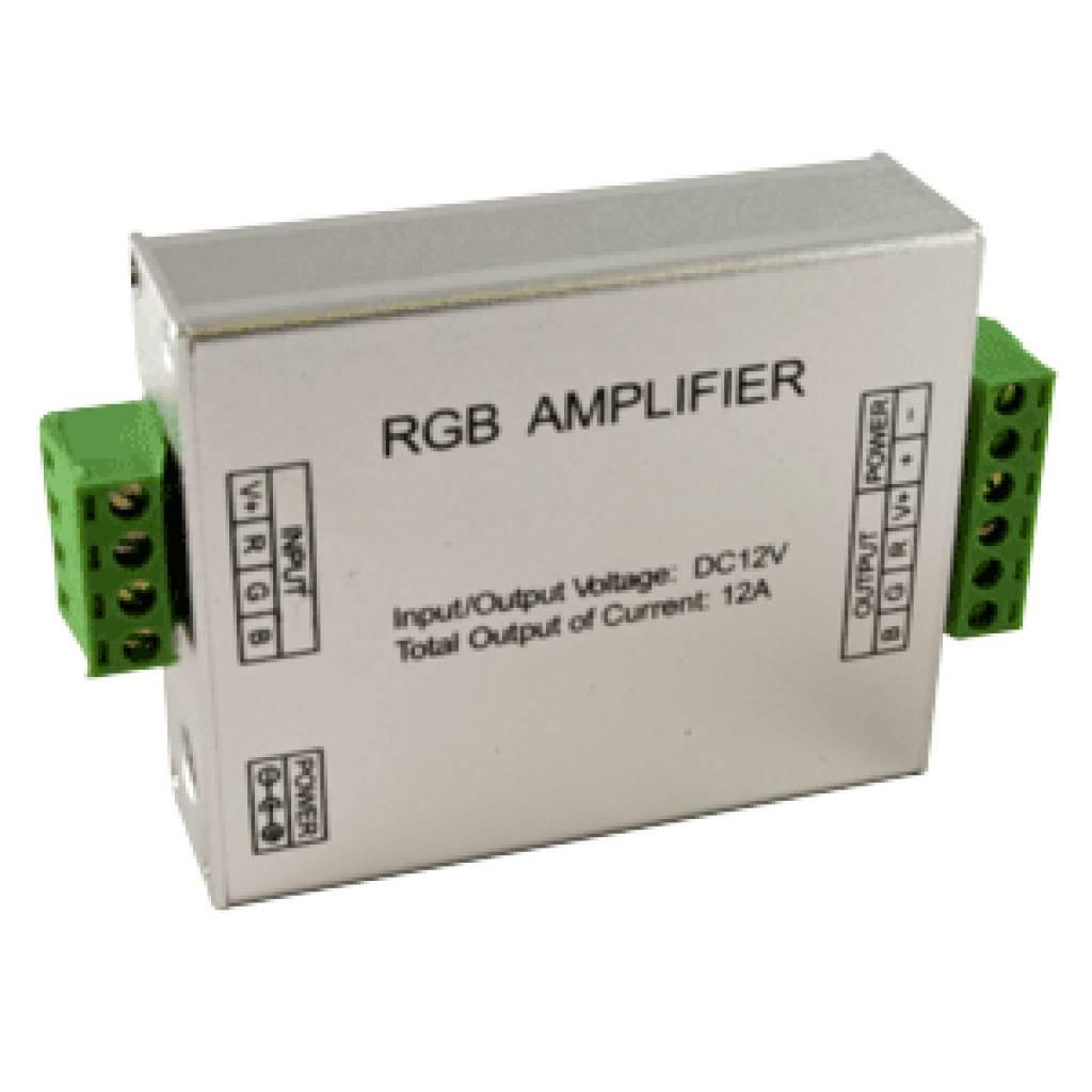 Amplificateur (Max. 144W)