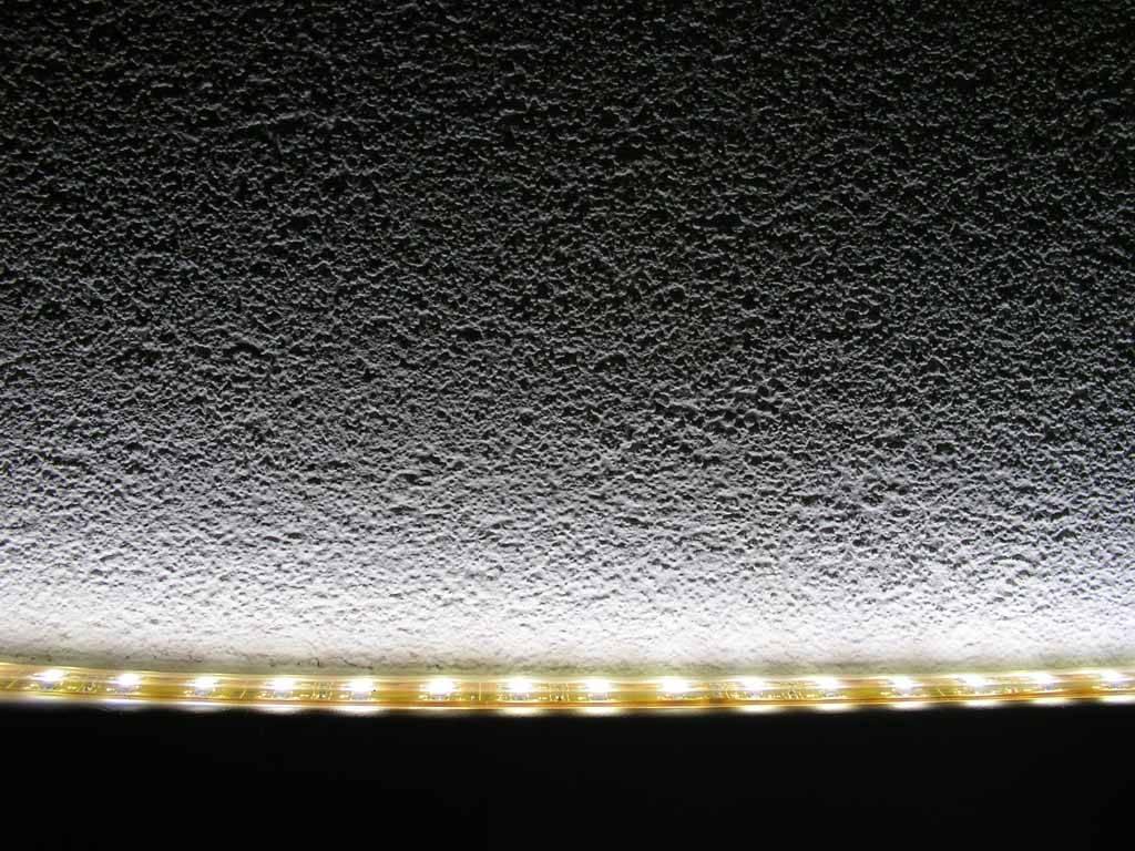 Striscia LED Bianco Impermeabile - per 50cm