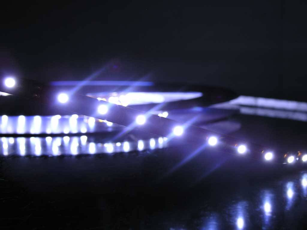LED Strip Flexibel Koud Wit per 50cm