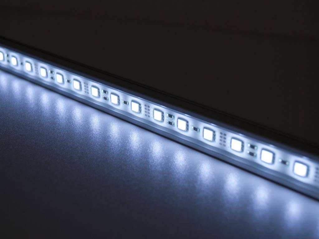 LED Balk 50 cm Koud Wit 5050 SMD 7.2W