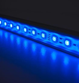 Striscia LED Rigida - Blu - 50 cm - 5050 SMD 7.2W