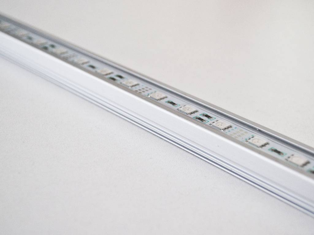 LED Leiste 50 Zentimeter Blau 5050 SMD 7.2W - BuyLEDStrip.com