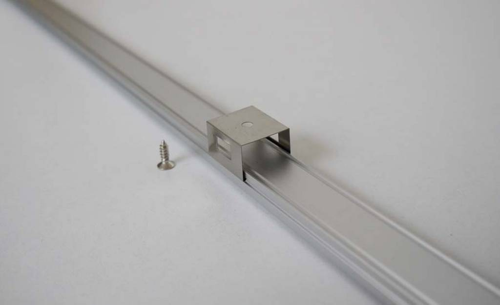 LED Balk 1 meter 5050SMD 14.4W Wit