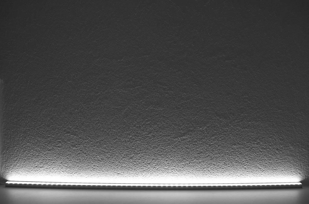 Barre de LED de 100 centimètres - Blanc - 5050 SMD 14.4W