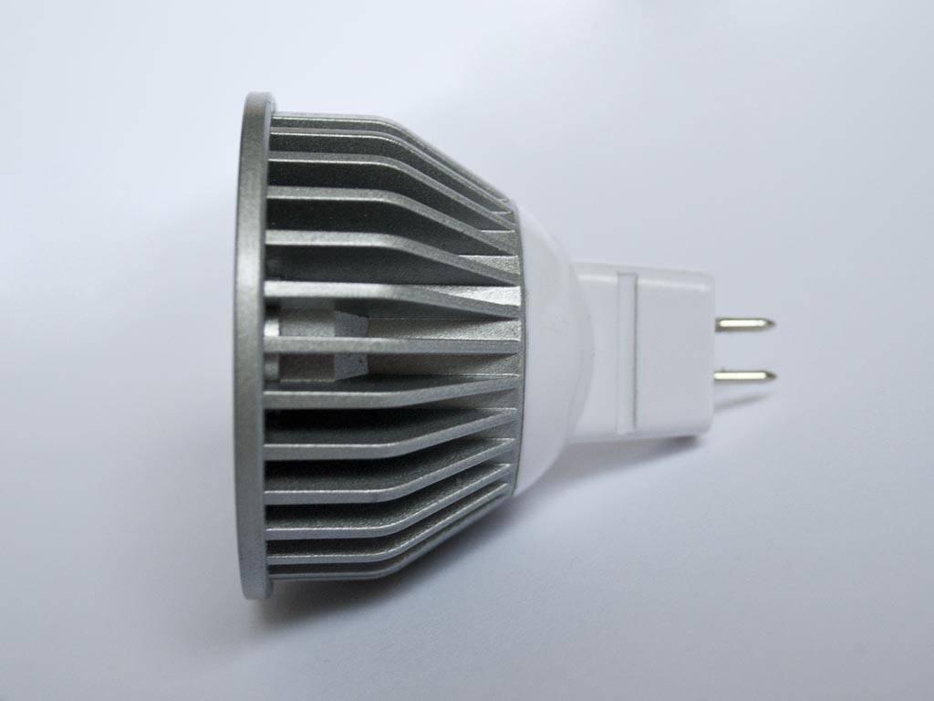 GU5.3 COB LED Spot LM35 3.5 Watt 12 Volt Dimmbar