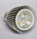 GU5.3 COB LED Spot LM60 6 Vatios 12 Volt Regulable