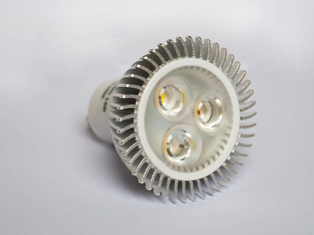 GU5.3 COB LED Spot LM35N 3.5 Watt 12 Volt Dimmable