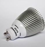 GU10 COB LED Spot LM60 6 Vatios 110-230 Volt Regulable