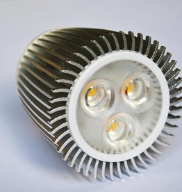 GU5.3 LED Spot LM90 12V 9 Watts Gradable