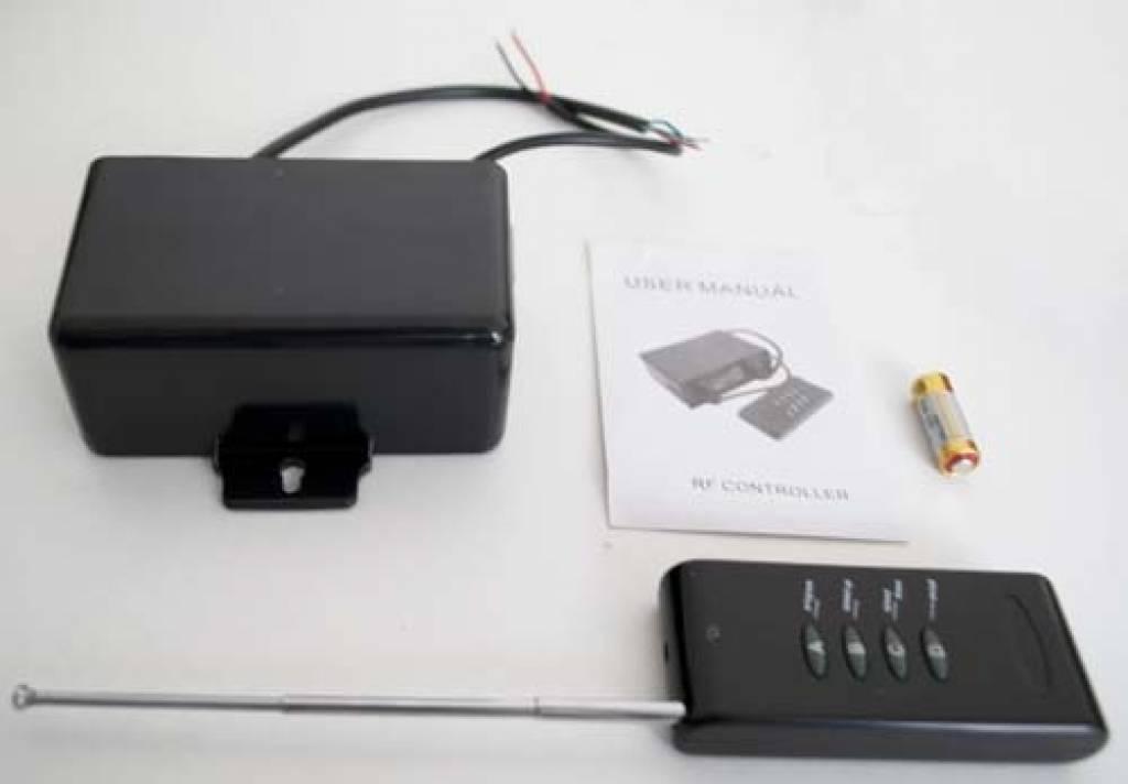 Waterproof RGB Controller