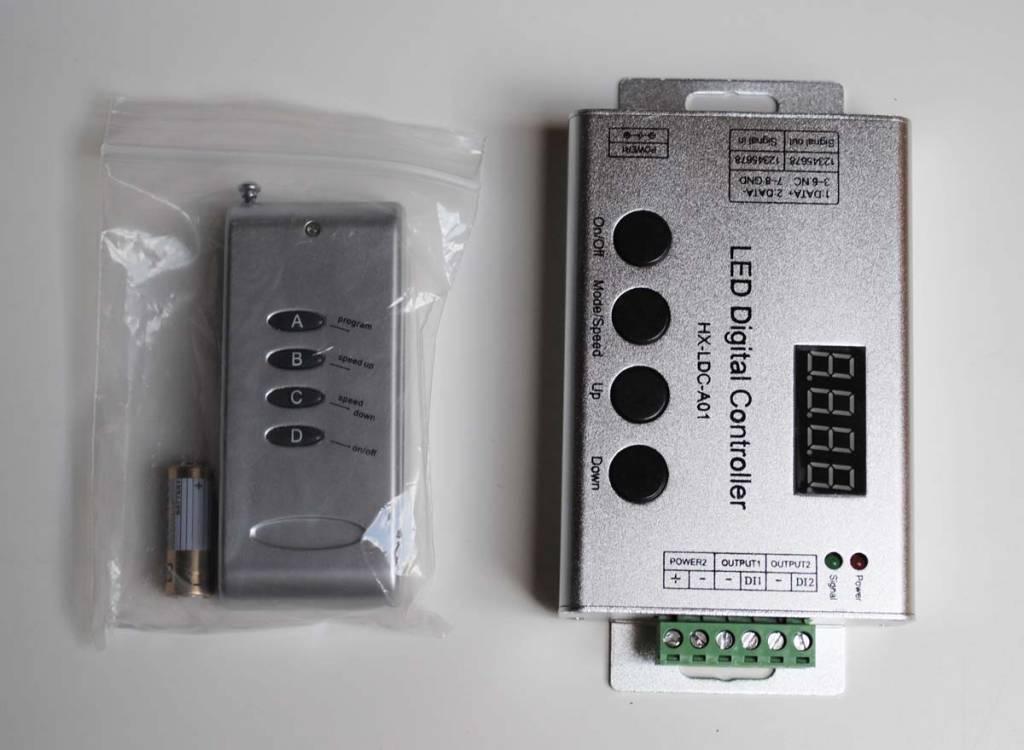 Complete Digital LED Strip set 5 meters