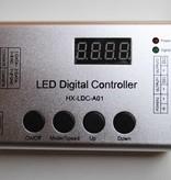 Controlador para Tira LED Digital con control remoto