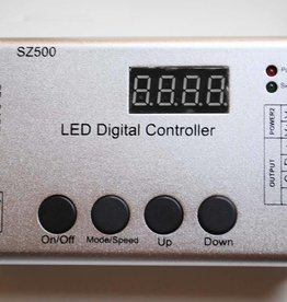 Digitale LED Strip Controller met programmeerfunctie