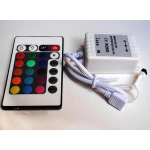 Rgb led controller aansluiten