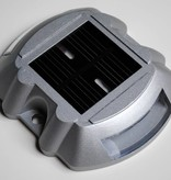 Solar road stud with LEDs - Cat's eye solar powered