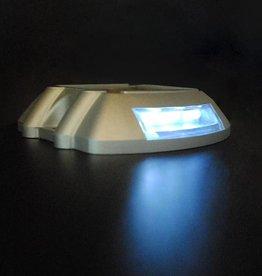 LED Wegdekreflector op zonne-energie