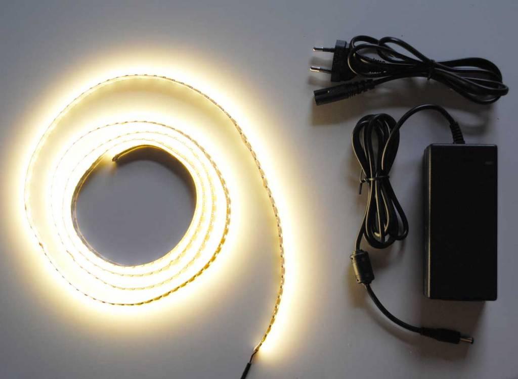 Eindeloze mogelijkheden met LED Strips