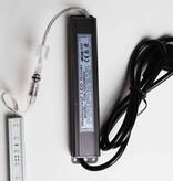 LED Leiste 50 Zentimeter Blau 5050 SMD 7.2W