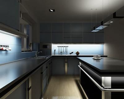 Led Strip Keuken : Led strips loft rohres oder stahlträgers led streifen u