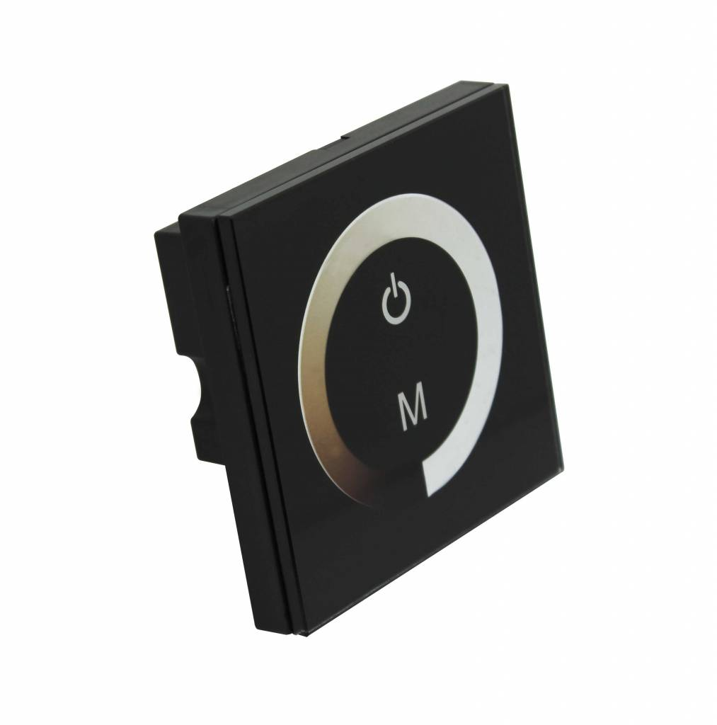 led muurdimmer met touch panel. Black Bedroom Furniture Sets. Home Design Ideas