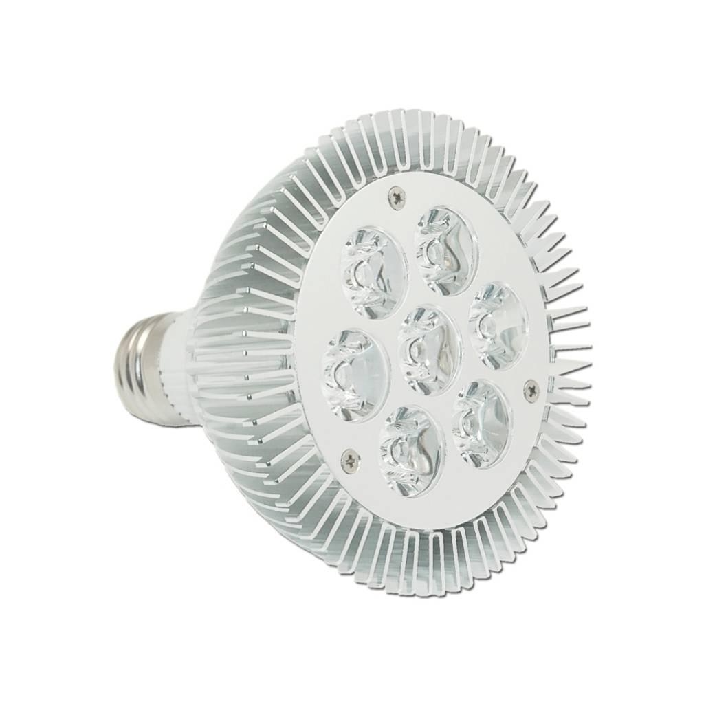Lampada led e27 par30 7 watt for Lampada led 50 watt