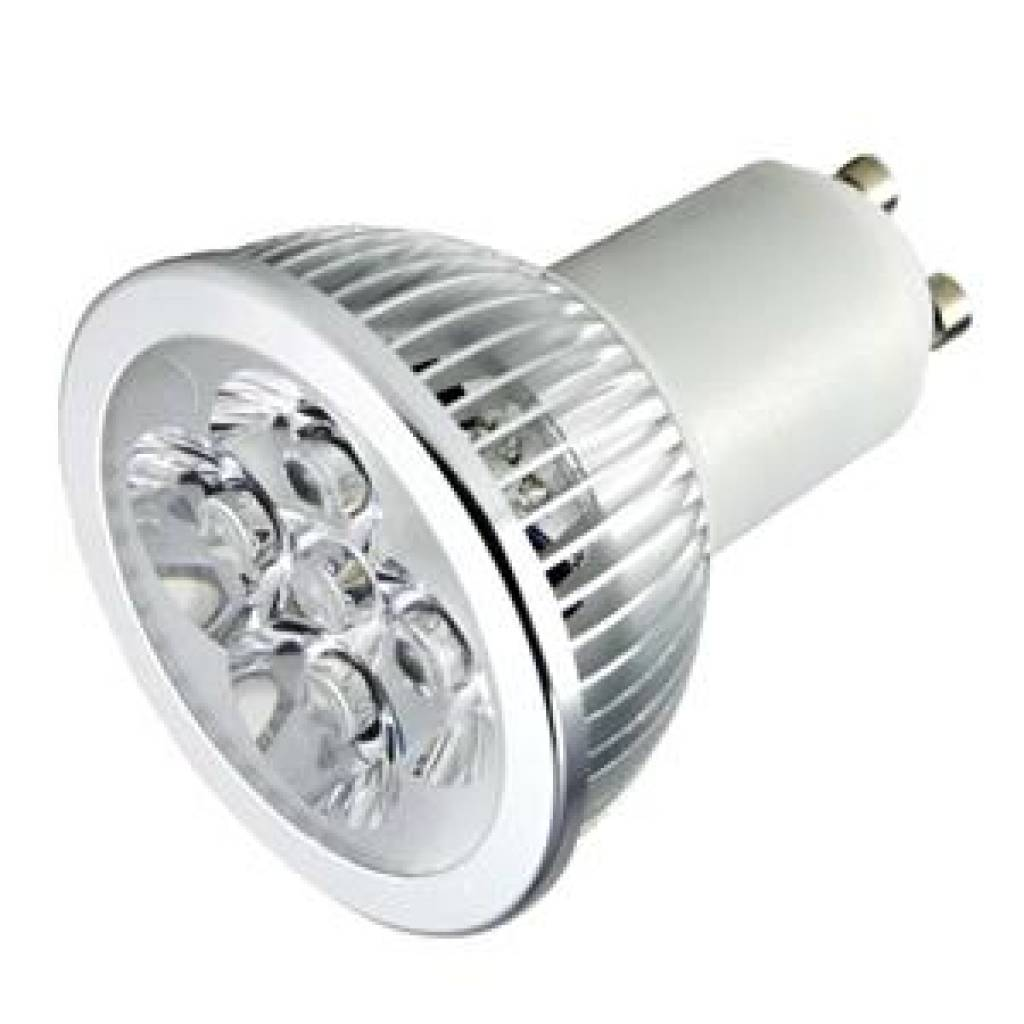Foco LED GU10 230V 5 Vatios