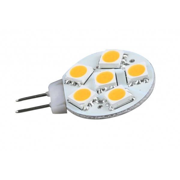 Lámpara LED G4 1.5 Watt