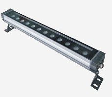 24V LED Wall Washer 12x1W Weiss