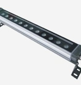 24V LED Wall Washer 12x1W Wit