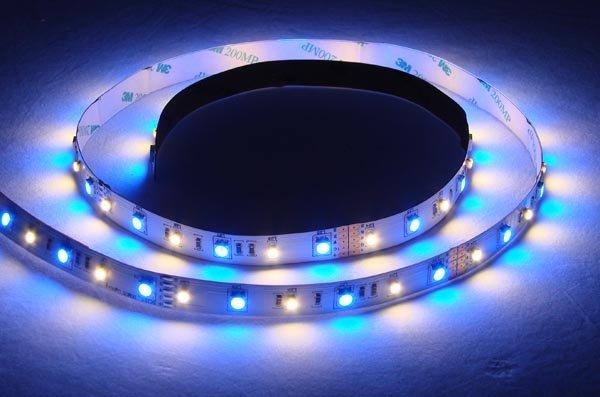 LED Strip Flexibel RGB-WW 60 LEDs/m per 50cm
