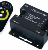Dimmer voor LED Strip Wit naar Warm Wit - Met touch afstandsbediening