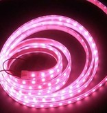 Tira LED Flexible Rosa Impermeable IP65 - por 50cm