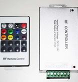 Controlador RGB-WW con control remoto