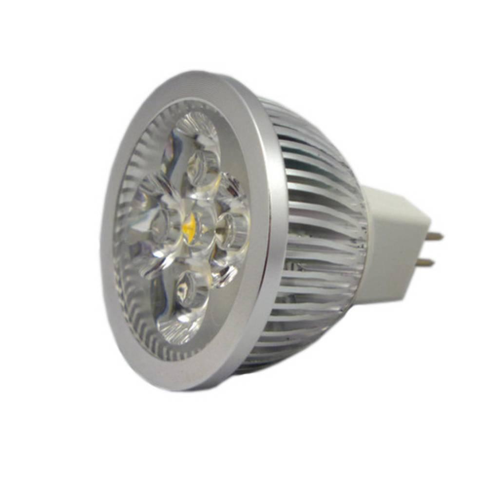 Foco LED GU5.3 MR16 12V 5 Vatios