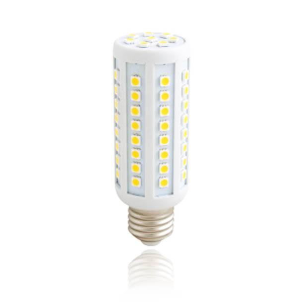 E27 9W Bombilla de luz LED tipo maiz