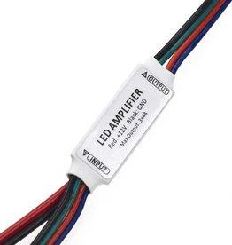 RGB Mini Versterker (Max. 72 Watt)