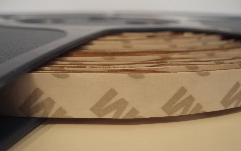 LED Strip Flexibel 5050 60 LED/m Rood per 50cm