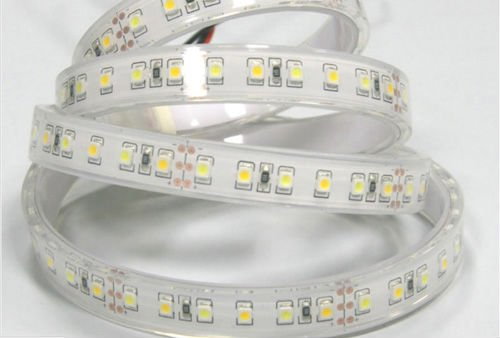 LED Strip Flexibel Wit 120 LED/m IP68 Waterdicht - per 50cm