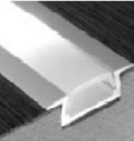 Aluminium Profil 1 Meter - 5mm hoch