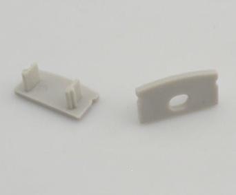 End cap for aluminium profile 5mm