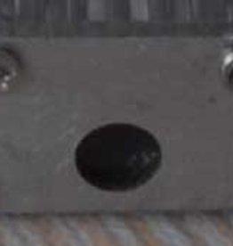 End cap for aluminium profile 9mm
