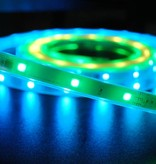Digital RGB 30 LED/m Flexible Waterproof LED Strip - per 50cm