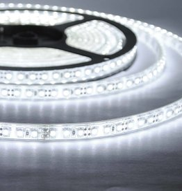 LED Strip Wit 120 LED/m Waterdicht - per 50cm