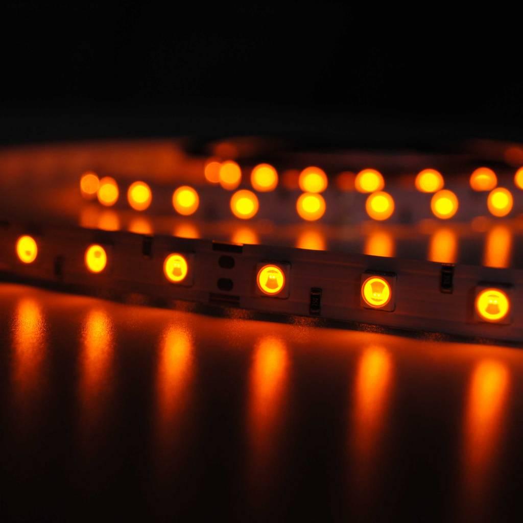 LED Streifen 5050 60 LED/m Gelb pro 50cm