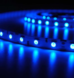 LED Strip 5050 60 LED/m Blue - per 50cm