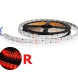 LED Streifen 5050 60 LED/m Rot pro 50cm