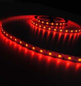 LED en bande 5050 60 LED/m Rouge - par 50cm