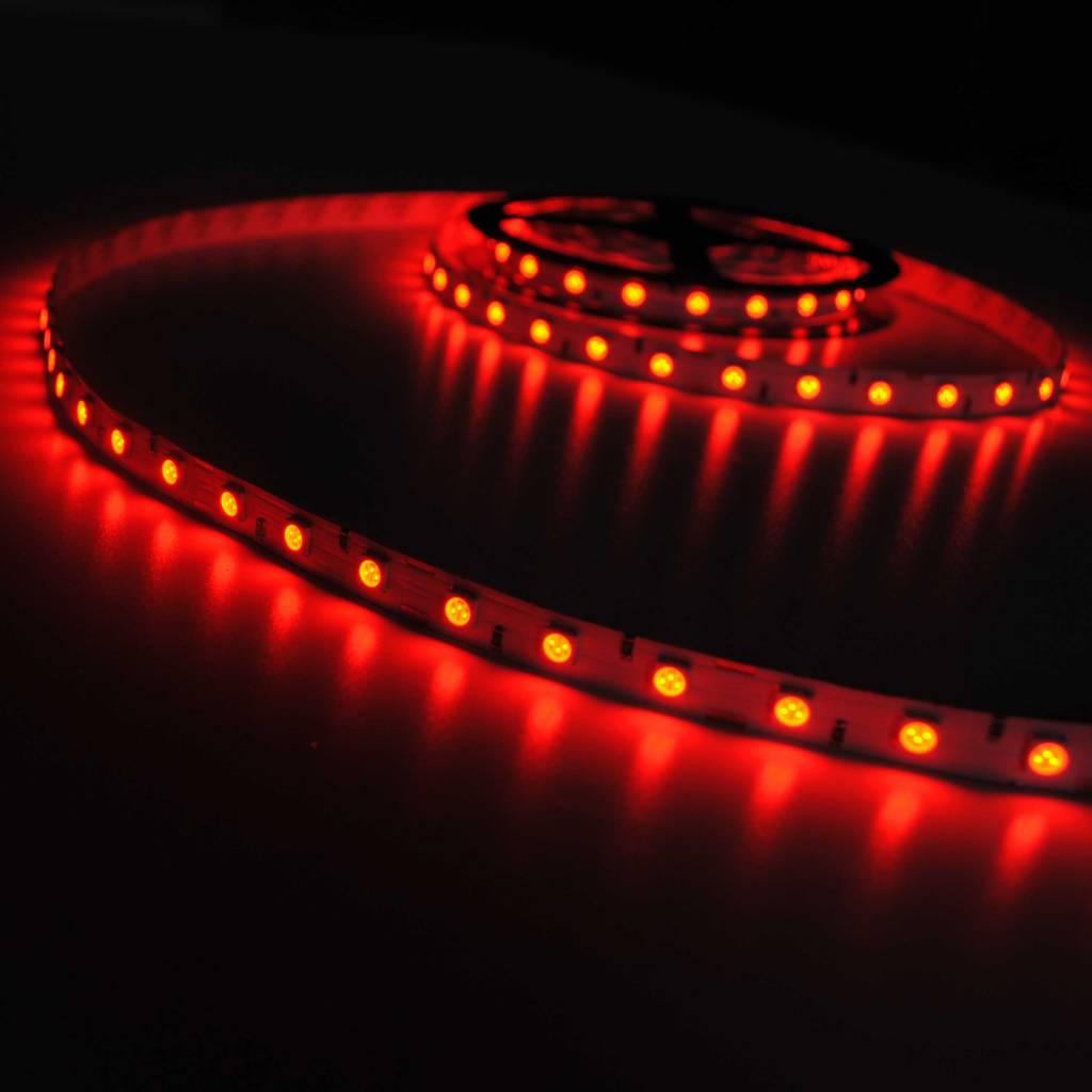led strip 5050 60 led m red per 50cm. Black Bedroom Furniture Sets. Home Design Ideas