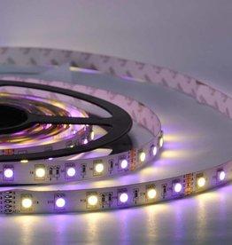 LED en bande 60 LEDs/m RVB-WW - par 50cm